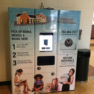 Remote Book Lockers at YMCA